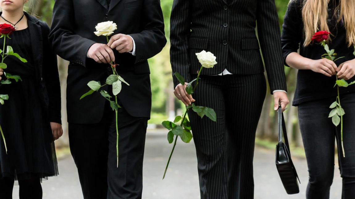 Les étapes des obsèques